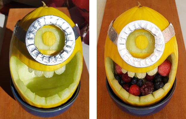 Goggle on - Minion Melon - Dynamic Dad