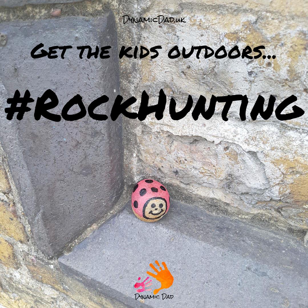 Rock Hunting - DynamicDadRocks - Dynamic Dad