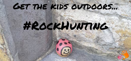 Rock Hunting - Rock Hunting - DynamicDadRocks - Dynamic Dad