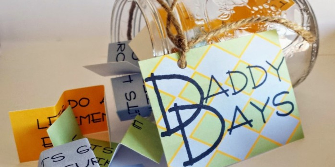 Activity Jar - Why dads should play with their kids - Dynamic Dad