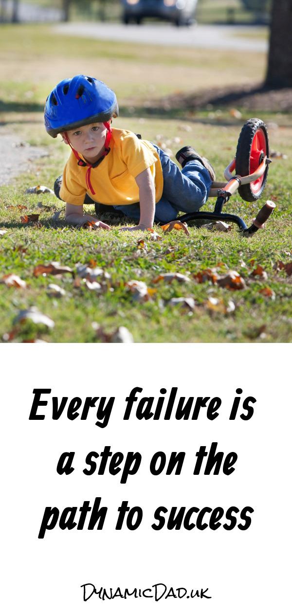 Fail again, fail better - Dynamic Dad