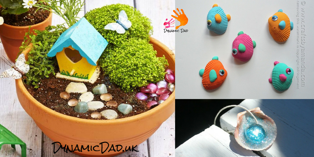Awesome Ideas For Summer Crafts Fun Edcuational Activities