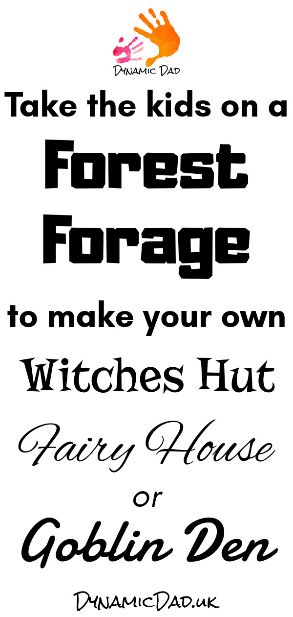Forest Forage Witches Hut - Dynamic Dad