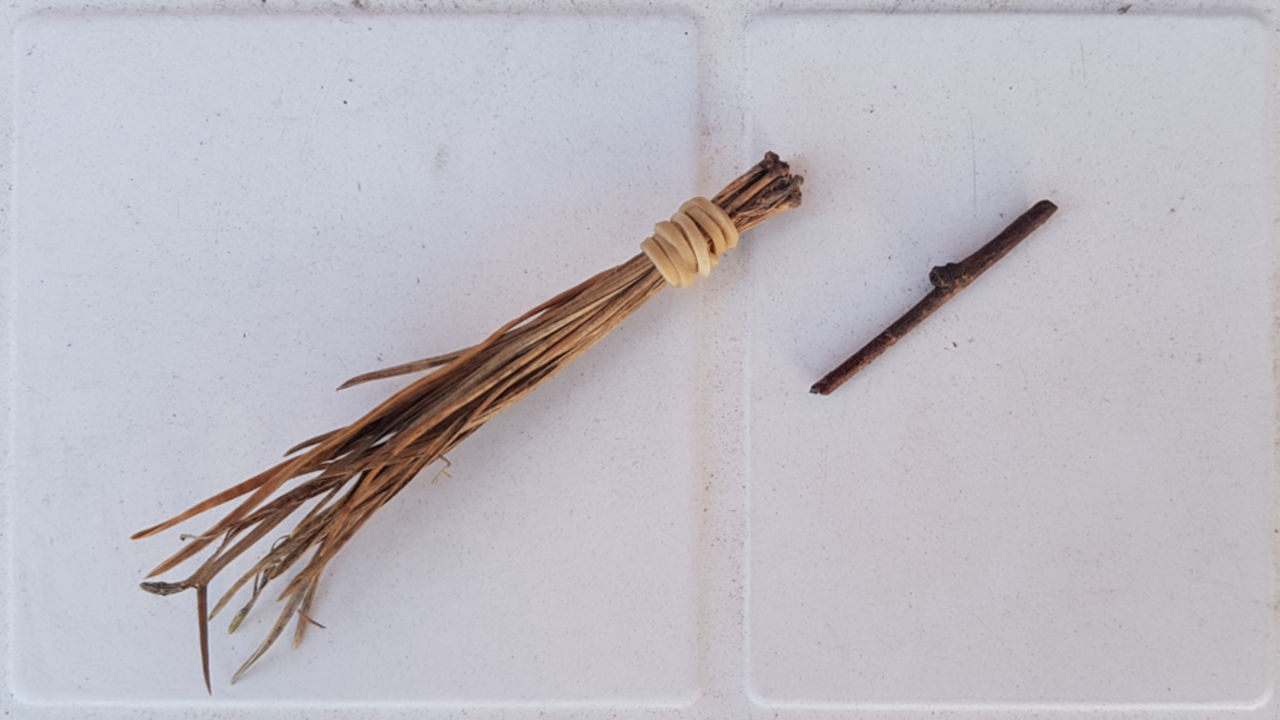 Trial witches broomstick - how to make a fairy house - dynamic dad