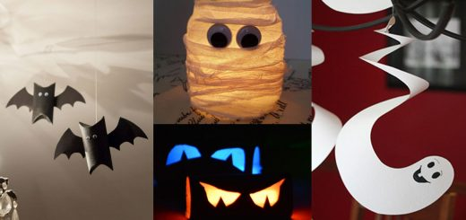 Dead Easy Halloween Craft Activities For Kids - Dynamic Dad