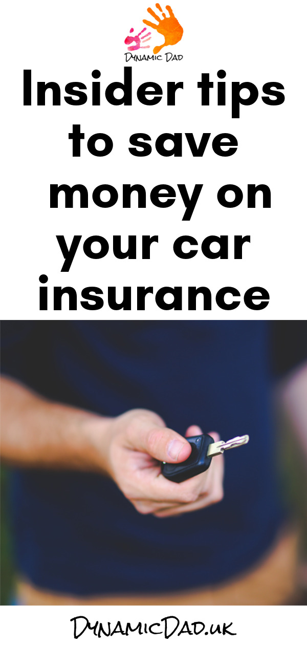 How to save money on your car insurance - dynamic dad