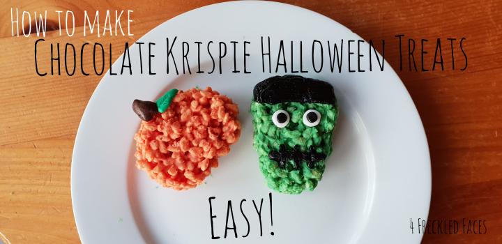 Rice Krispie Halloween Treats Top Halloween Craft Activities - Dynamic Dad
