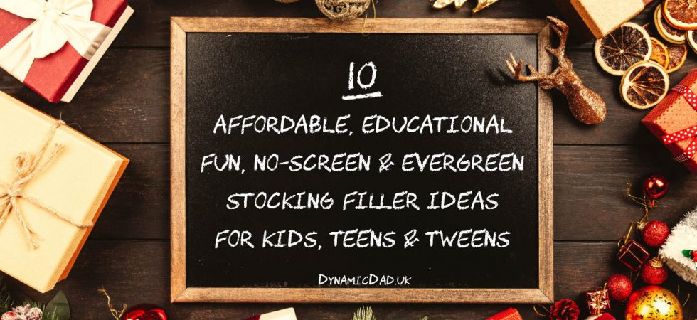 10 affordable educational no screen stocking fillers for kids