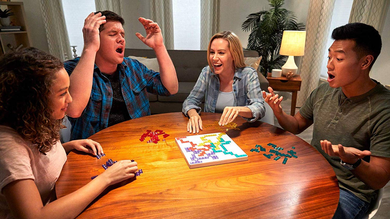 Blokus Best Board Games For Families And Kids Dynamic Dad