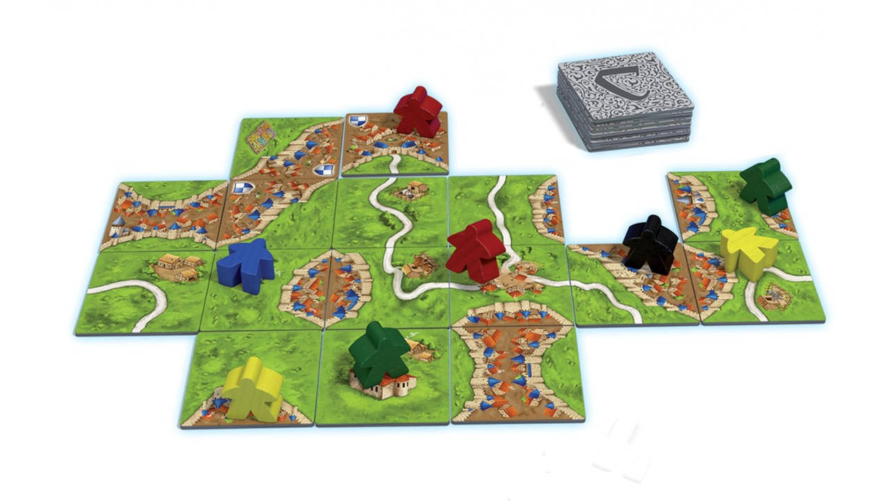 Carcassone Best Board Games For Families And Kids Dynamic Dad