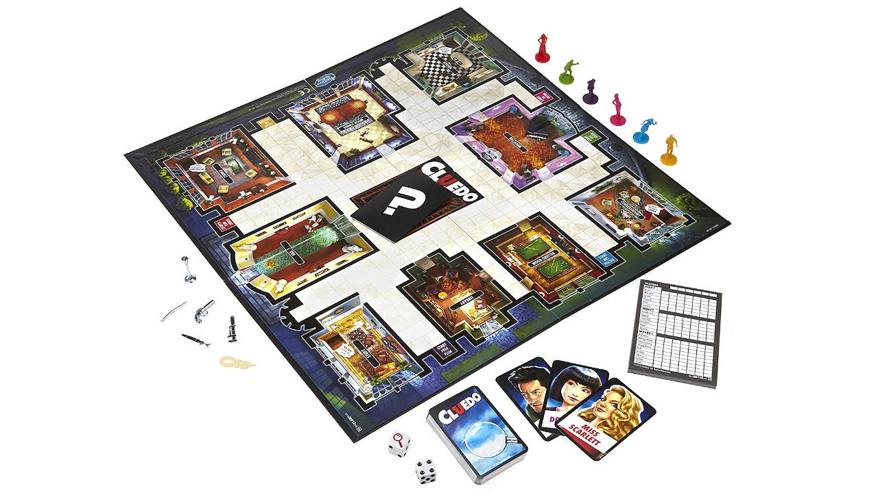 Cluedo Best Board Games For Families And Kids Dynamic Dad