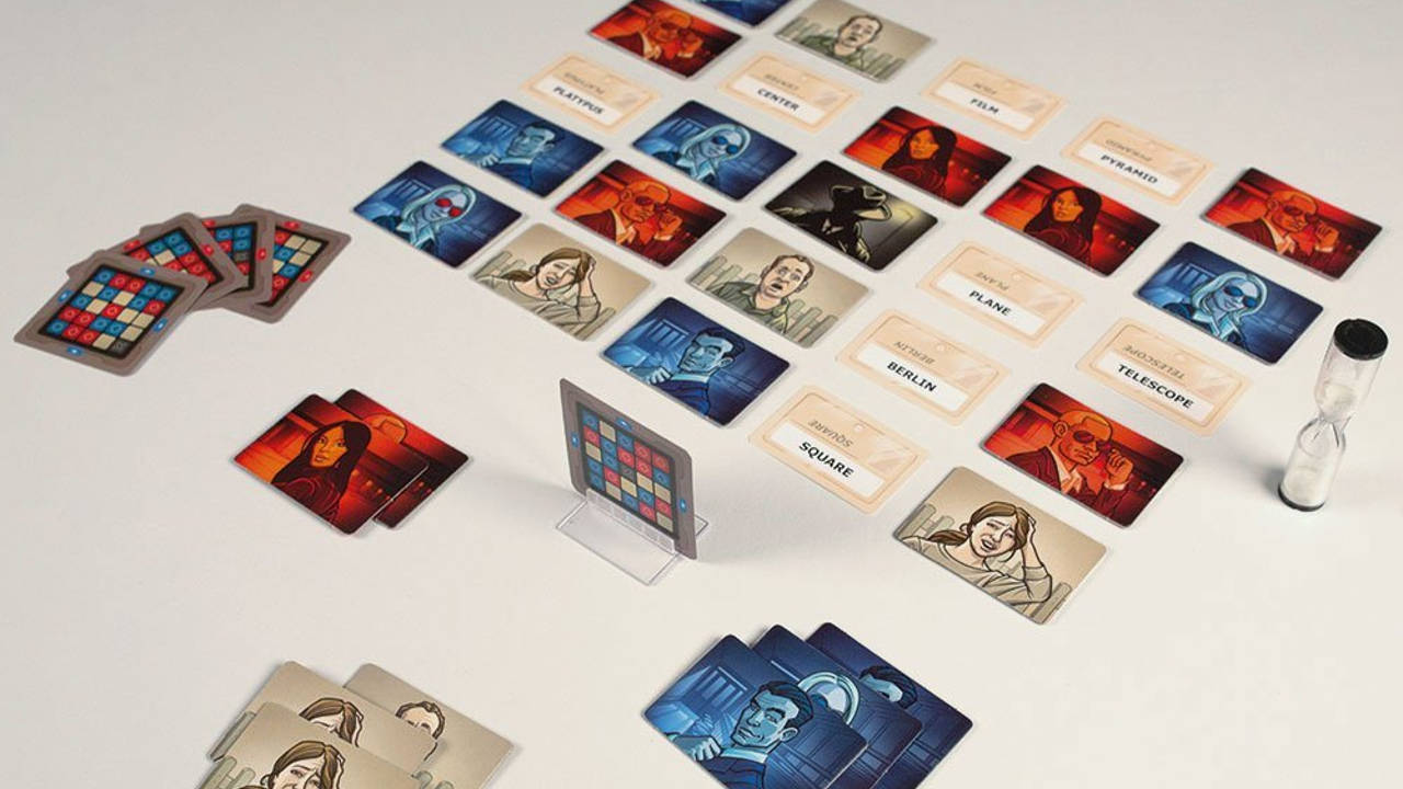 Codenames Best Board Games For Families And Kids Dynamic Dad