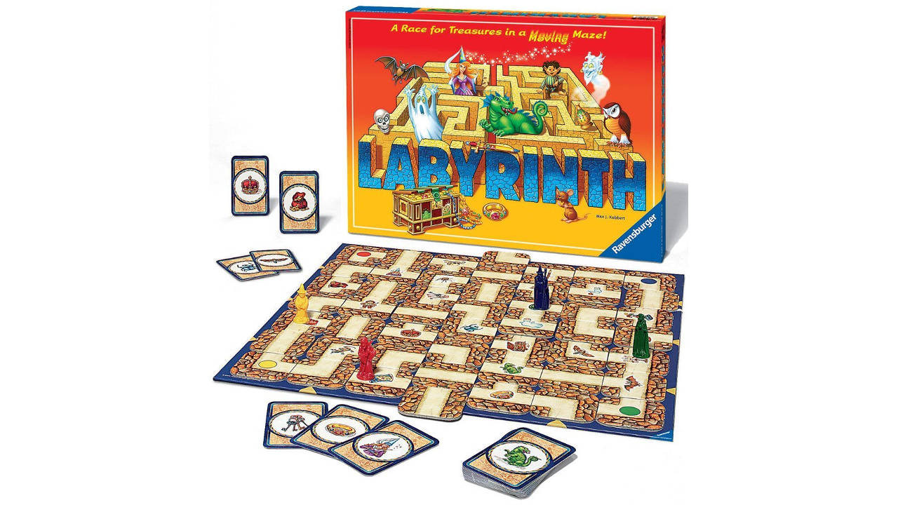 Labrynth Best Board Games For Families And Kids Dynamic Dad