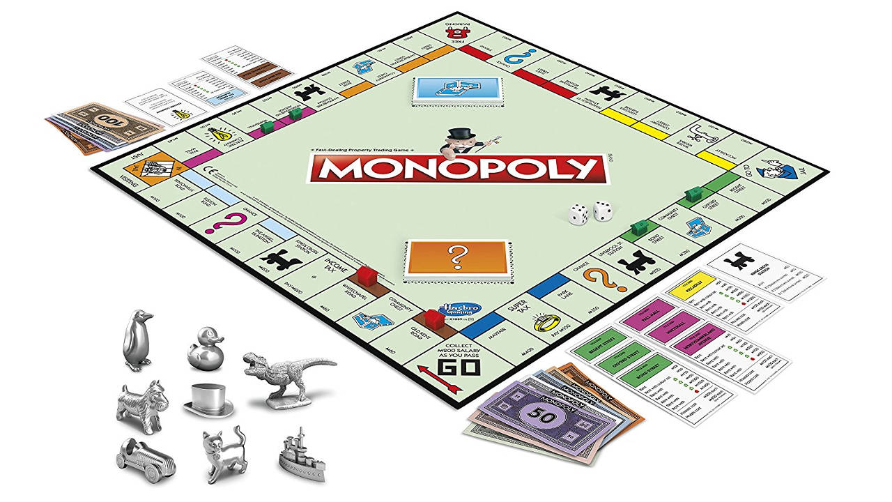 Monopoly Best Board Games For Families And Kids Dynamic Dad