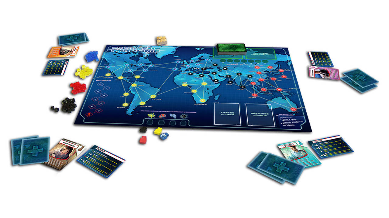 Pandemic Best Board Games For Families And Kids Dynamic Dad