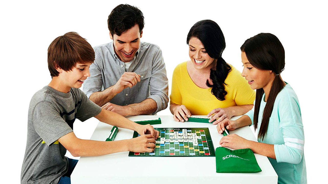 Scrabble Best Board Games For Families And Kids Dynamic Dad