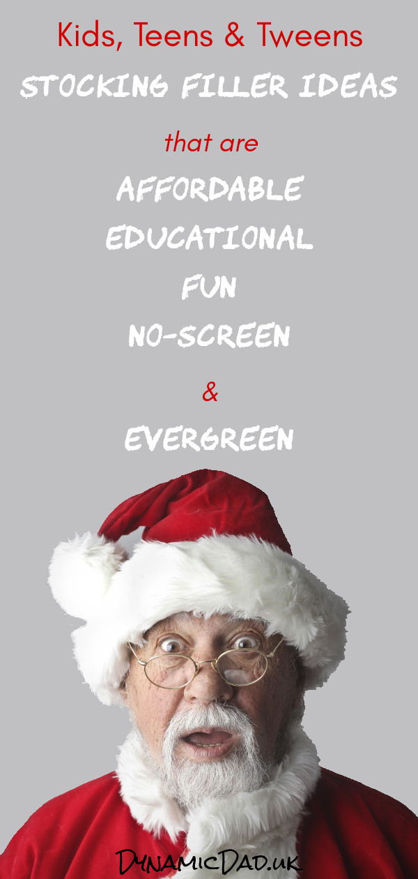 Stocking filler ideas that are affordable educational fun no-screen and evergreen