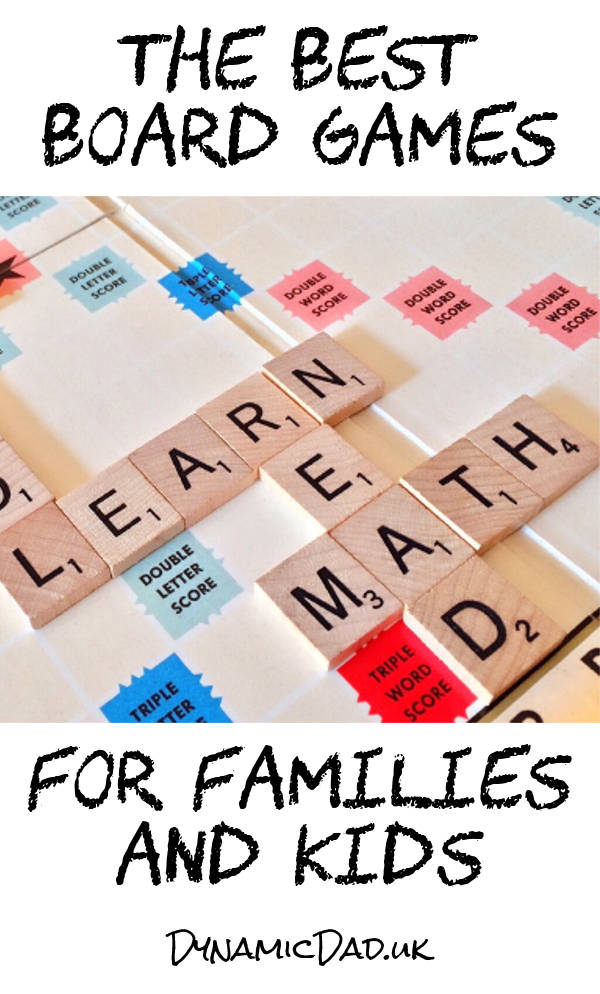 The Best Board Games For Families And Kids Dynamic Dad