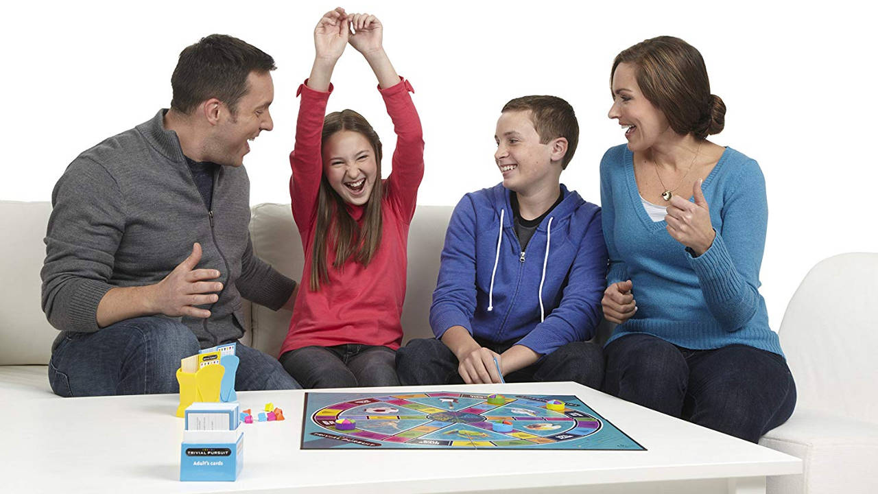 Trivial Pursuit Family Edition Best Board Games For Families And Kids Dynamic Dad