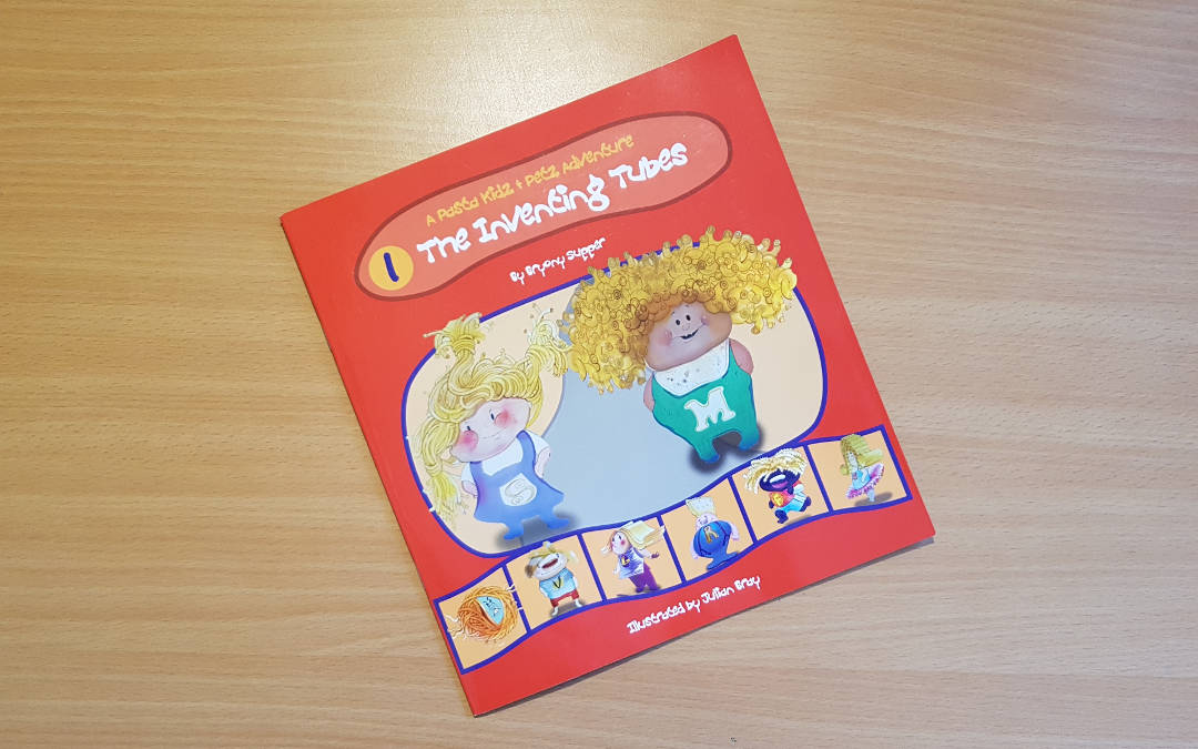 Book Review Inventing Tubes Dynamic Dad