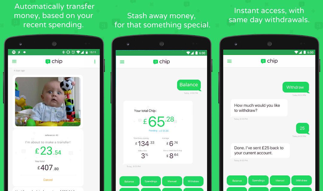 Chip Best Money Saving Apps Dynamic Dad