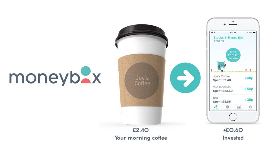 MoneyBox Best Money Saving Apps Dynamic dad