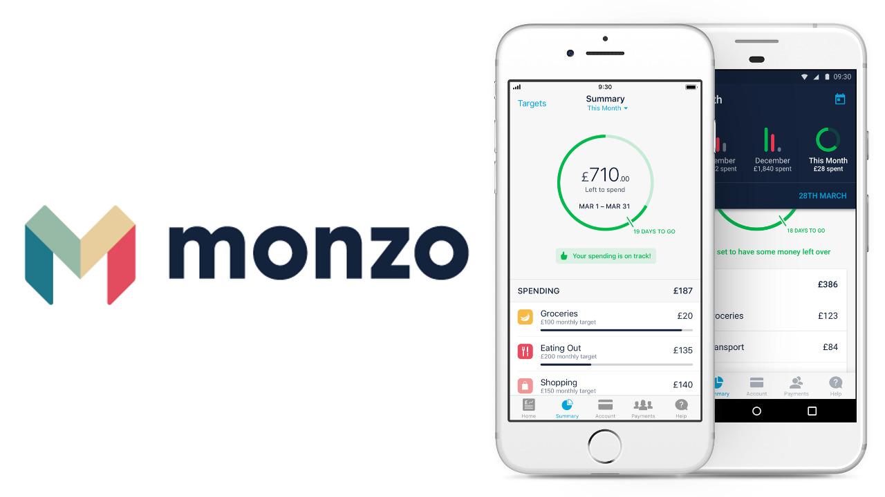 Monzo Best Money Saving Apps Dynamic Dad