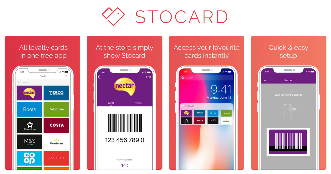 Stocard Best Money Saving Apps Dynamic Dad