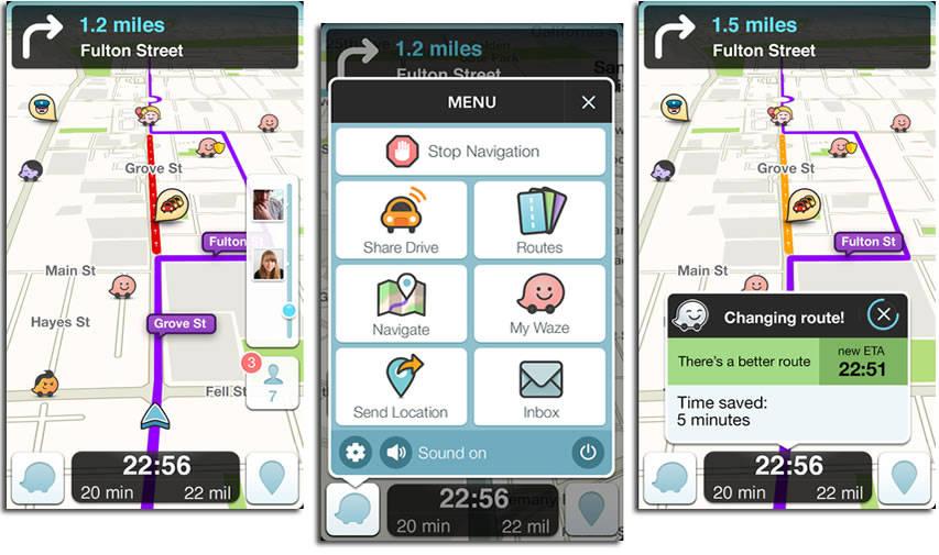 Waze Best Money Saving Apps Dynamic Dad