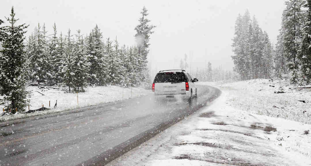 driving tips how to prepare your car for winter dynamic dad