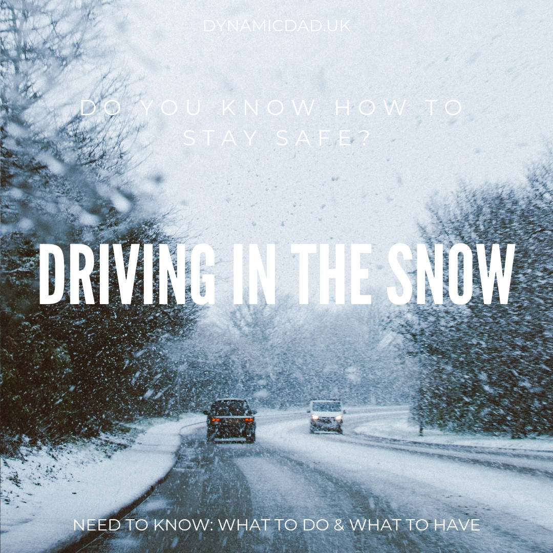 Essential tips for how to drive safely in the snow & ice this winter, plus gear you really should have